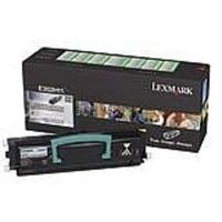 Lexmark E352H31E Toner black, 6K pages @ 5% coverage