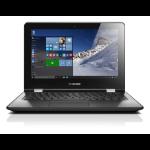 "Lenovo Yoga 300 1.6GHz N3060 11.6"" 1366 x 768pixels Touchscreen White Hybrid (2-in-1)"