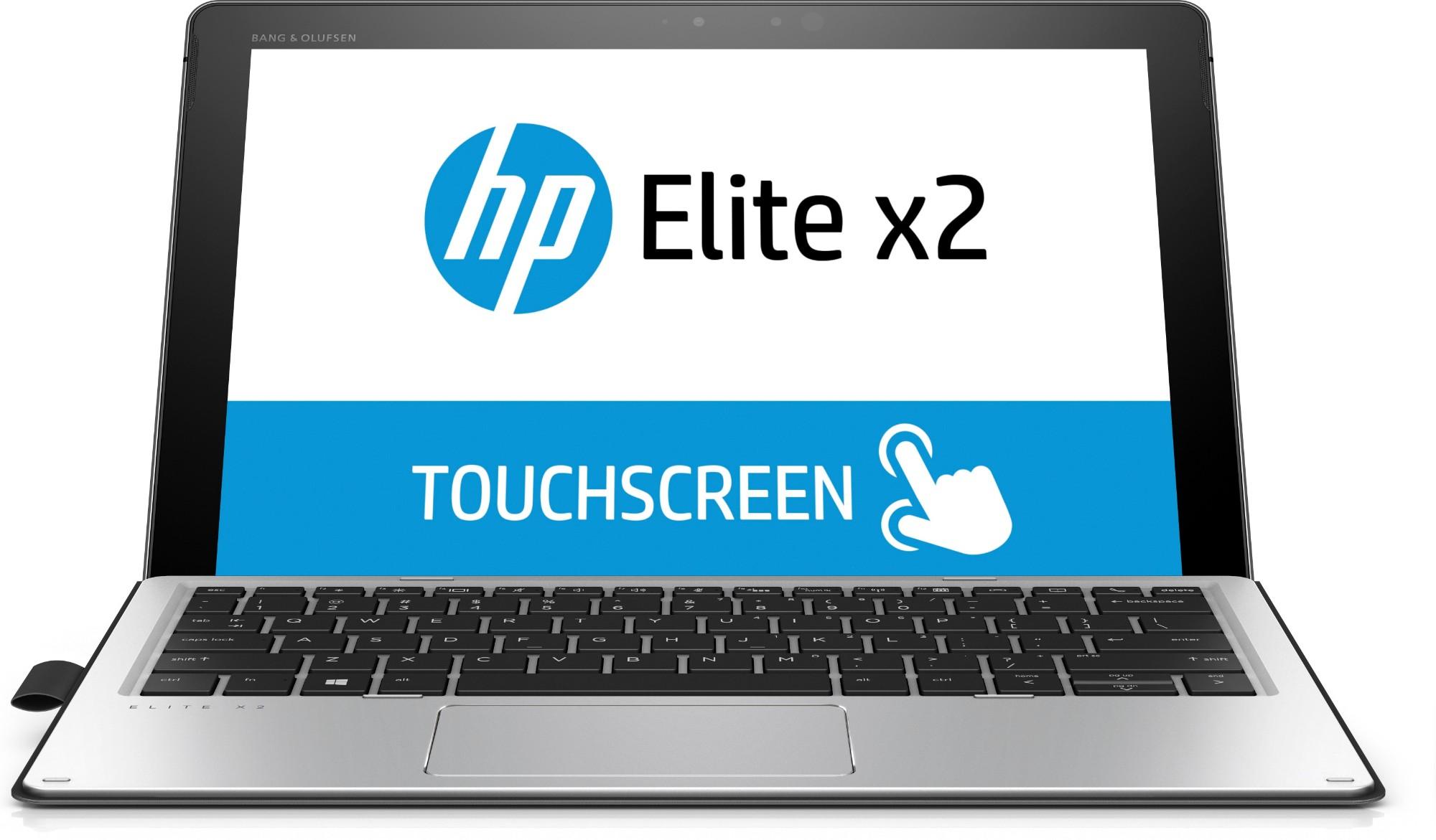 "HP Elite x2 1012 G2 Silver Hybrid (2-in-1) 31.2 cm (12.3"") 2736 x 1824 pixels Touchscreen 7th gen Intel® Core™ i5 i5-7200U 8 GB LPDDR3-SDRAM 256 GB SSD"