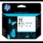 HP 72 Druckkopf Tintenstrahl