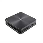 ASUS VC65-G066M Intel H110 LGA 1151 (Socket H4) 2.2GHz i5-6400T 2.6L sized PC Grey PC/workstation barebone