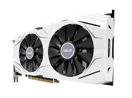 ASUS DUAL-GTX1060-6G GeForce GTX 1060 6GB GDDR5 graphics card
