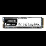 Kingston Technology KC2500 M.2 2000 GB PCI Express 3.0 3D TLC NVMe SKC2500M8/2000G