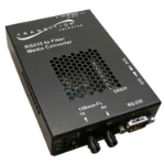Transition Networks SRS2F3111-100 RS-232 Fiber (ST) serial converter/repeater/isolator