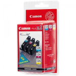 Canon 4541B009 (CLI-526) Ink cartridge multi pack, 450 pages, 9ml, Pack qty 3