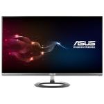 "ASUS MX25AQ 25"" Wide Quad HD AH-IPS Black,Grey computer monitor LED display"