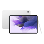 """Samsung Galaxy Tab S7 FE SM-T733N 128 GB 31.5 cm (12.4"""") 6 GB Wi-Fi 5 (802.11ac) Android 11 Silver"""