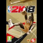 2K NBA 2K18 Legend Edition Gold Gold PC video game