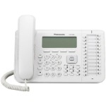 Panasonic KX-DT543X Analog telephone Caller ID White telephone