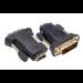 V7 Adapter DVI-D to HDMI DVI-D Dual Link/HDMI/ M/F