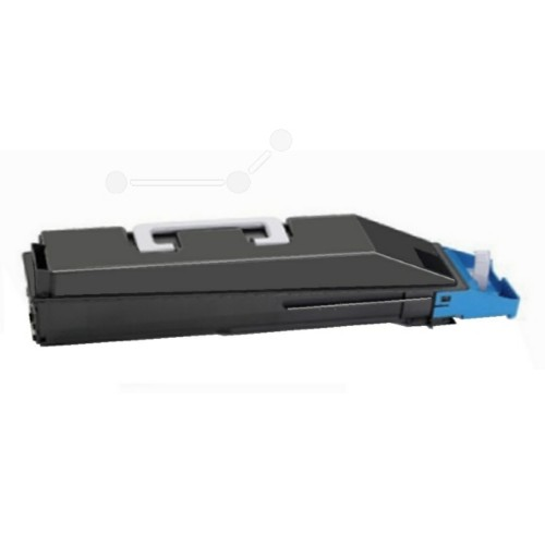 Dataproducts DPCTK865CE compatible Toner cyan, 12K pages, 602gr (replaces Kyocera TK-865C)