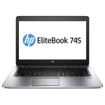 "HP EliteBook 745 G2 2.1GHz A10-7350B 14"" 1600 x 900pixels Black,Silver Notebook"