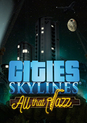 Nexway Cities: Skylines -All That Jazz Video game downloadable content (DLC) PC/Mac/Linux Español