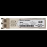 Hewlett Packard Enterprise X126 1Gb/s SFP LC SX MM 550m 850nm Transceiver network media converter