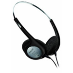 Philips LFH2236 Black Circumaural Head-band headphone