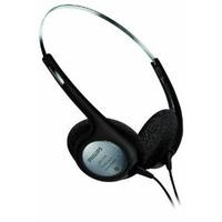 Philips LFH2236 Circumaural Head-band Black