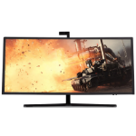 "Leader Electronics Resistance Beast 34"" AIO - Intel Core i7-8700, Samsung 34"" WQHD Curved 3"