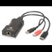 Vertiv Avocent HMXTX Single DP, USB, Audio, Zero U