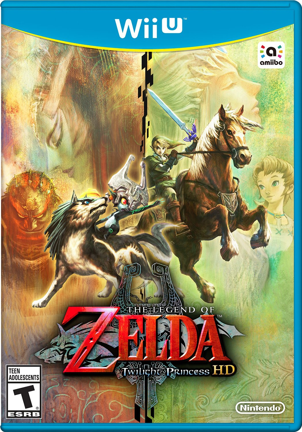 Nintendo THE LEGEND OF ZELDA: TWILIGHT PRINCESS HD