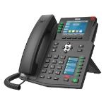 Fanvil X5U IP phone Black 16 lines LCD Wi-Fi