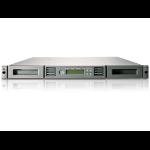 Hewlett Packard Enterprise StoreEver 1/8 G2 LTO-5 Ultrium 3000 FC Autoloader w/8 LTO-5 Media/TVlite tape auto loader/library 12000 GB 1U Grey