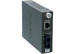 Trendnet TFC-110S15 200Mbit/s 1310nm Single-mode network media converter