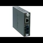 Trendnet TFC-110S15 network media converter 200 Mbit/s 1310 nm Single-mode