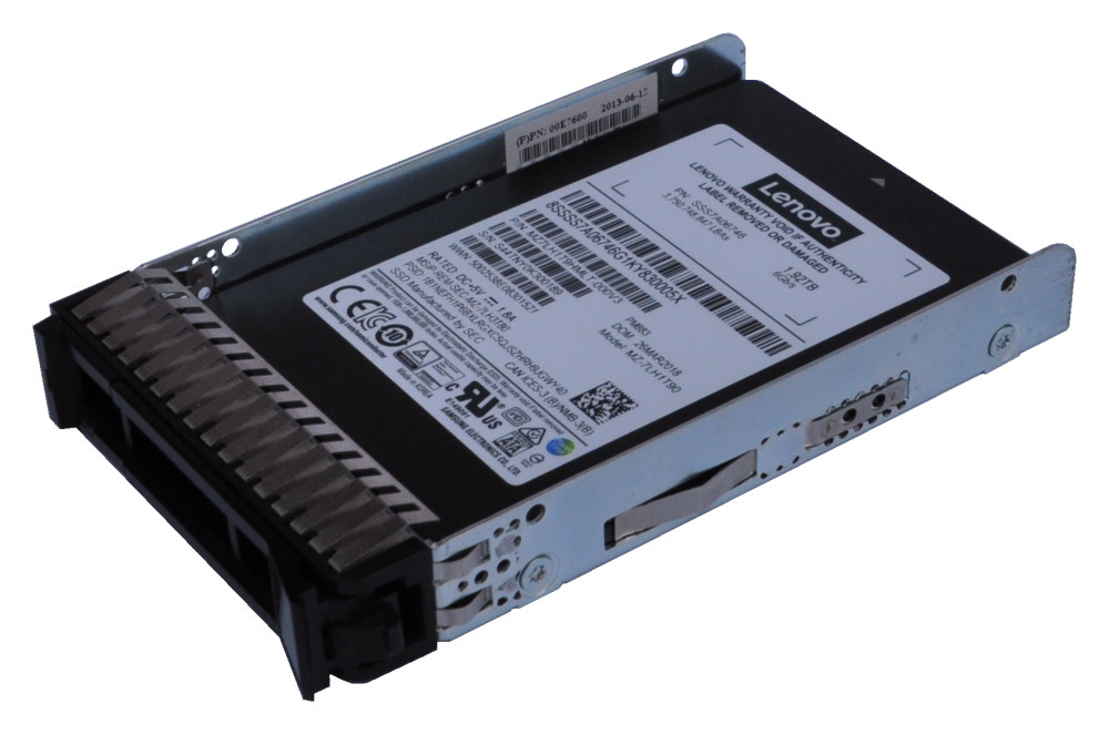 LENOVO 4XB7A10197 INTERNAL SOLID STATE DRIVE 2.5