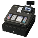 Sharp XE-A207B cash register 2000 PLUs LCD