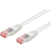 GOOBAY CAT 6-1500 SSTP PIMF 15.0M NETWORKING CABLE 15 M WHITE