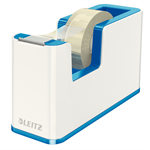 Leitz WOW Polystyrene Blue,Metallic tape dispenser