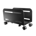 Tripp Lite DCPU2 multimedia cart/stand Black PC