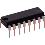 Altronics 74HC165 Parallel In Serial Out 8 Bit Shift Register IC