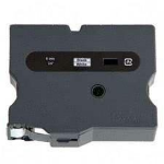 Brother TX2111 Black / White Label Tape (Standard Yield)