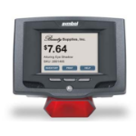"Zebra MK500 Wired Ethernet Laser w/Touch 0.52GHz 3.5"" 320 x 240pixels Touchscreen Black POS terminal"