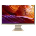 "ASUS V222GAK-BA313T All-in-One PC/workstation 54.6 cm (21.5"") 1920 x 1080 pixels Intel® Celeron® 4 GB DDR4-SDRAM 256 GB SSD Windows 10 Home Wi-Fi 5 (802.11aс) Gold"
