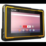 "Getac ZX70 4G LTE 64 GB 17.8 cm (7"") Intel Atom® 4 GB Wi-Fi 4 (802.11n) Android 7.1 Black, Yellow"