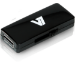 V7 Slide-In USB 2.0 Flash Drive 32GB black USB flash drive