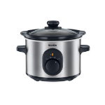 Breville VTP169 1.5L Stainless steel slow cooker