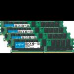 Crucial 128GB (4 x 32GB) DDR4-2666 RDIMM 128GB DDR4 2666MHz ECC memory module