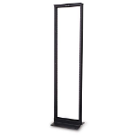 Belkin 2-Post Rack 42U Black Rack