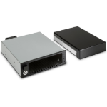 "HP DX175 5.25"" HDD enclosure Black, Gray"