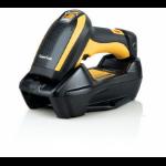 Datalogic PowerScan PBT9300 1D Laser Black,Yellow Handheld bar code reader