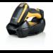Datalogic PowerScan PBT9300 Lector de códigos de barras portátil 1D Laser Negro, Amarillo