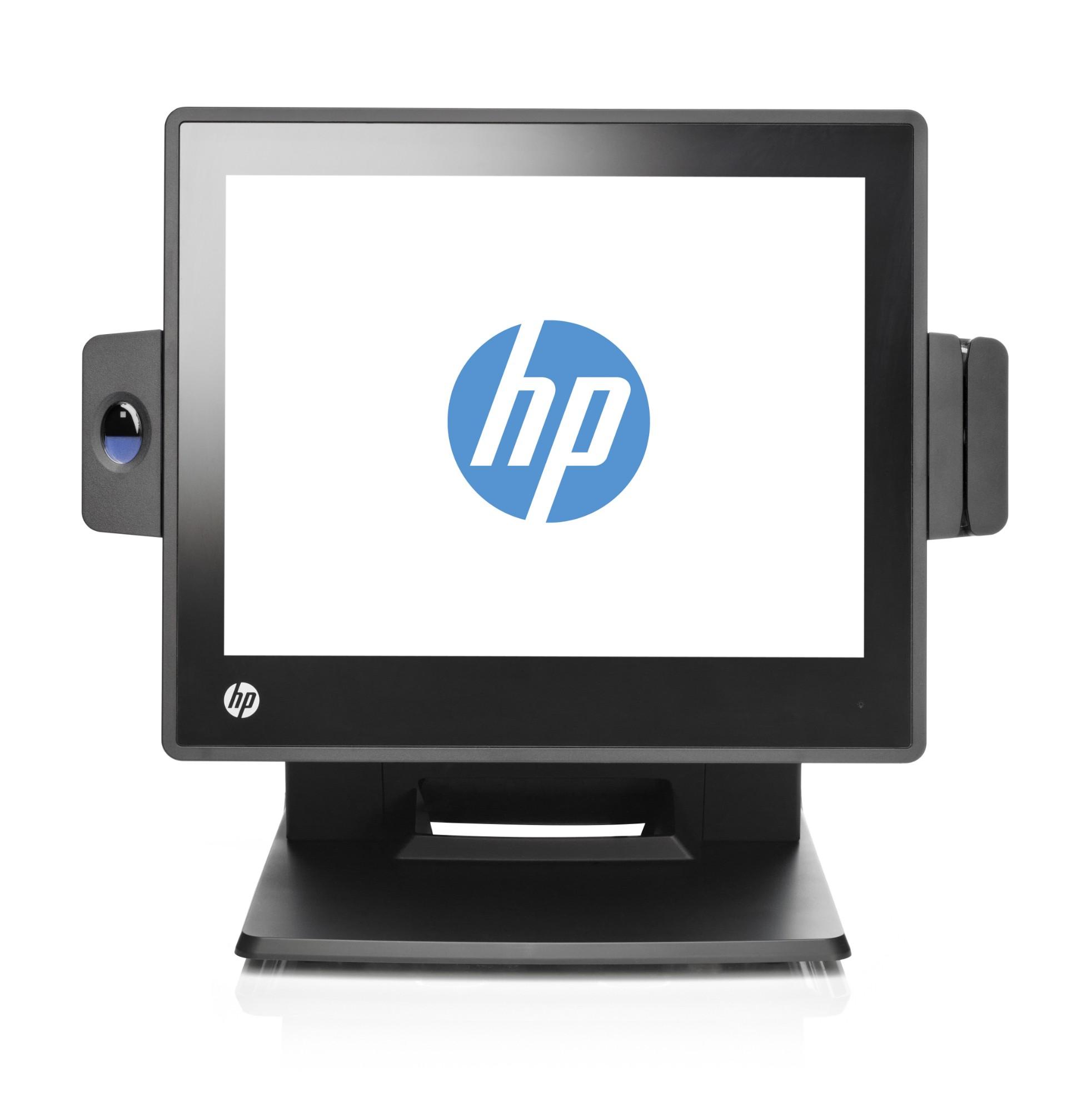 HP rp RP7 7800 2.5GHz i5-2400S Black POS terminal