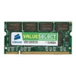 Corsair 1GB DDR2 SDRAM SO-DIMMs 1GB DDR2 533MHz Memory Module