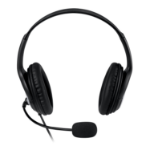 Microsoft LifeChat LX-3000 Kopfhörer Kopfband Schwarz