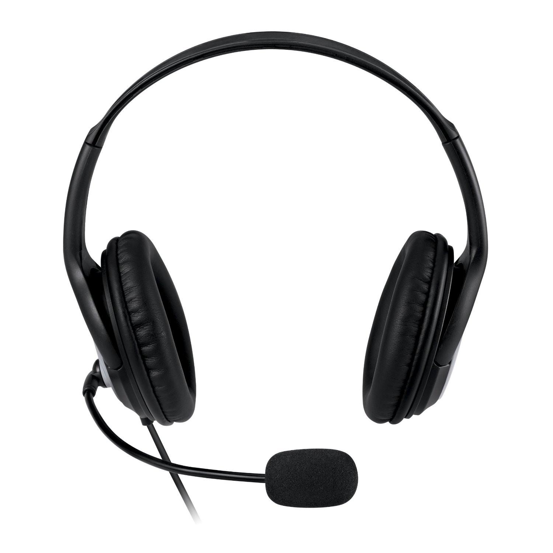 Microsoft LifeChat LX-3000 Auriculares Diadema Negro