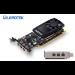 LEADTEK nVidia Quadro P400 PCIe Professional Graphic Card 2GB DDR5 3xmDP1.4 3x4096x2160@60Hz 64-Bit 32GB/s 2