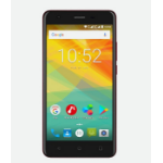 "Prestigio Muze H3 14 cm (5.5"") 1 GB 8 GB Dual SIM 3G Micro-USB Red Android 7.0 2900 mAh"